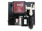 Мини ТРК для перекачки дизельного топлива Benza 24 (220 В)