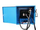 Мобильная ТРК для перекачки масла Benza 15 (24 Вольта)