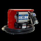 Мобильная АЗС для дизельного топлива HI-TECH 80 (220 Вольт)